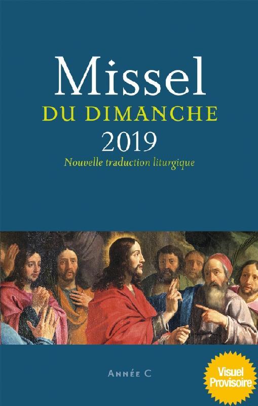 Missel dimanche 2019 bayard