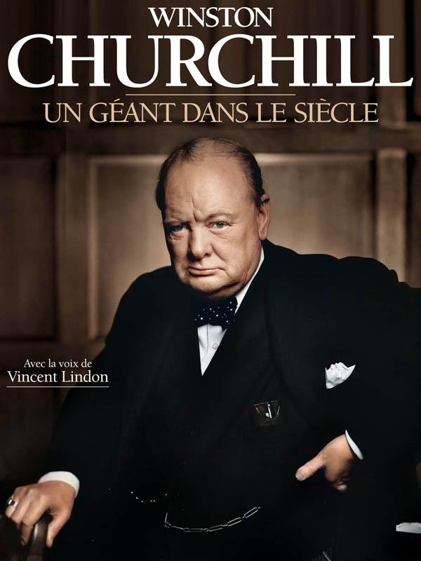 Churchill un geant dans le siecle DVD